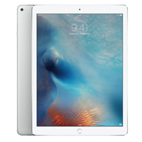 Apple Ipad Pro (12.9) 256GB 4G Tablet Silver (PRIORITY DELIVERY)