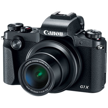 c2b136b31 New Canon PowerShot G1 X Mark III 24MP Full HD Digital Camera Black ...