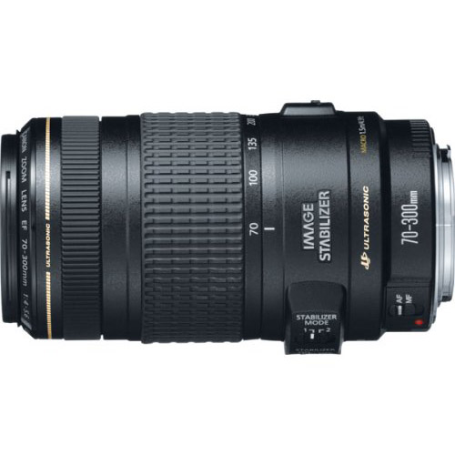 Canon EF 70-300mm 70-300 f/4/F4-5.6 IS USM (PRIORITY DELIVERY)