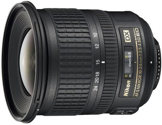 New Nikon AF-S DX Nikkor 10-24mm f/3.5-4.5G ED 10-24 (PRIORITY DELIVERY)
