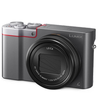 Panasonic LUMIX DMC-TZ110 20MP Digital Camera Silver (FREESTRALIAN WARRANTY)