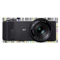 Sigma DP3 Quattro 29MP Digital Camera Black (FREESTRALIAN WARRANTY)