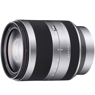 Sony 18 200mm f3 5 6 3 lens sel18200ae for e mount priority delivery