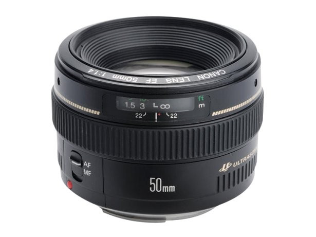 Canon EF 50mm f/1.4 USM 50 mm F1.4 Lens (PRIORITY DELIVERY)