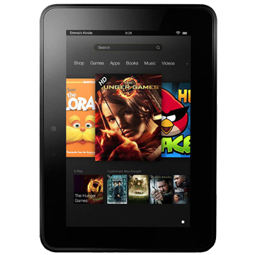 """AMAZON KINDLE FIRE HD 7"""" 16GB WIFI Multi Touch Display (PRIORITY DELIVERY)"""