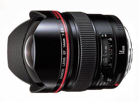 Canon EF 14mm f2.8L