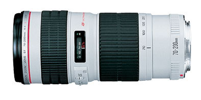 Canon EF 70-200mm F4.0 L