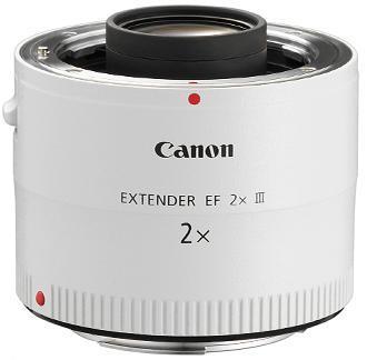 Canon EF Extender 2x MK III Lens for 5D