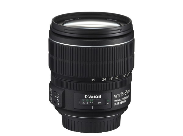 Canon EF-S 15-85mm f 3.5-5.6 USM IS