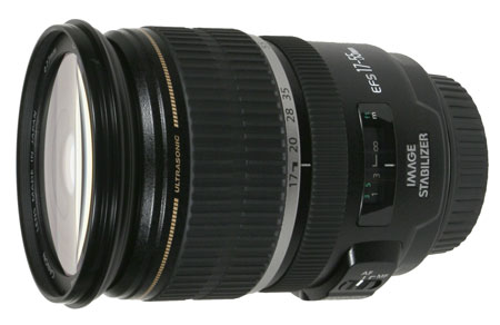 New Canon EF-S 17-55mm f/2.8 IS USM Lens (PRIORITY DELIVERY)