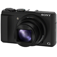 Sony Cyber-shot DSC-HX50V 20MP Digital camera Black (FREE INSURANCE + 1 YEAR AUSTRALIAN WARRANTY)