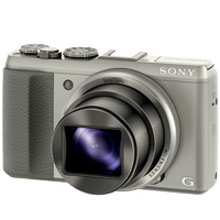 Sony Cyber-shot DSC-HX50V 20MP Digital camera Silver (FREE INSURANCE + 1 YEAR AUSTRALIAN WARRANTY)