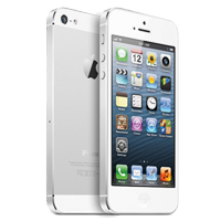 Special Price Renew Apple iPhone 5 UNLOCKED 32GB Smartphone White (6 Months Warranty)