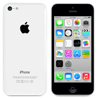 Used as Demo Apple iPhone 5c 16GB LTE 4G White (6 month warranty)