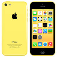 Used as Demo Apple iPhone 5c 16GB LTE 4G Yellow (6 month warranty)