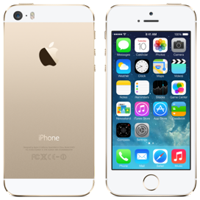 Refurbished Apple iPhone 5s 16GB LTE 4G Gold Special (15 DAYS REPLACEMENT GUARANTEE + 1 YEAR AUSTRALIAN WARRANTY)