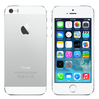Apple iPhone 5s 16GB LTE 4G Silver (FREE INSURANCE + 1 YEAR AUSTRALIAN WARRANTY)