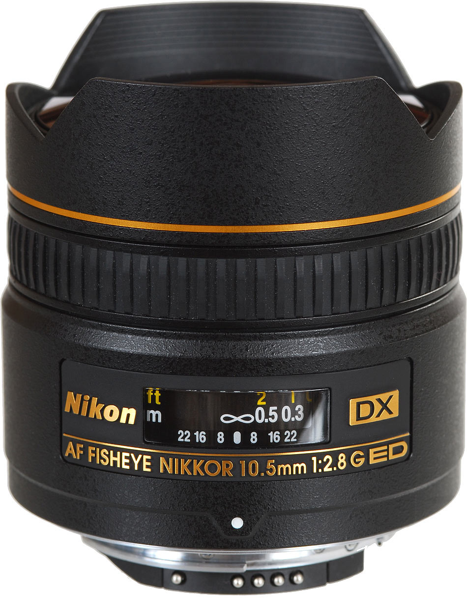 New NIKON AF DX Fisheye Nikkor 10.5mm f/2.8 G ED Lens (1 YEAR AU WARRANTY + PRIORITY DELIVERY)