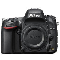 New Nikon D610 DSLR 24MP Digital Camera Body (FREE INSURANCE + 1 YEAR AUSTRALIAN WARRANTY)