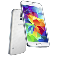Refurbished Samsung Galaxy S5 4G LTE 16GB White Special (15 DAYS REPLACEMENT GUARANTEE + 1 YEAR AUSTRALIAN WARRANTY)
