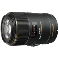 New Sigma 105mm f/2.8 MACRO EX DG OS HSM Lens Canon Mount (PRIORITY DELIVERY)