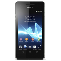 Sony LT25i Xperia V(LTE) Black (PRIORITY DELIVERY + FREE ACCESSORY)