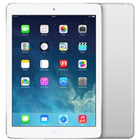 Apple iPad Air 128GB 4G Tablet Silver (FREE INSURANCE + 1 YEAR AUSTRALIAN WARRANTY)