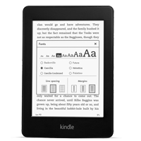 "AMAZON KINDLE PAPERWHITE 6"" WIFI 2013 Tablet (PRIORITY DELIVERY)"